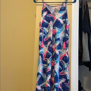 Lily Pulitzer slip dress size extra small